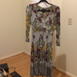 Women's Maxi dress casual or career. Slightly worn